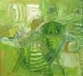 Picasso auf der Jagt II 130x140
